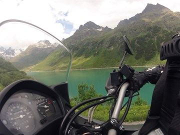 Motorrad Tour UL2014