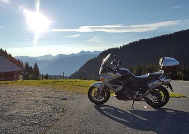Motorrad Tour 6-1/2 -Pässe - Tour