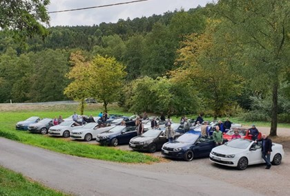 Motorrad Tour 10 Jahre Eos Stammtisch Franken  2009/2019 Tag 2. Samstag 04.05.2019