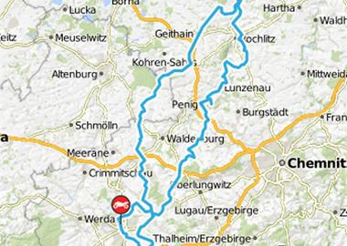 Horch Klassik 2016 - Colditz