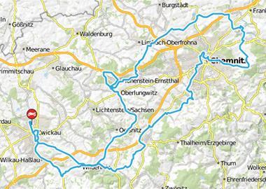 Motorrad Tour Horch Klassik 2012 - mit Sachsenring