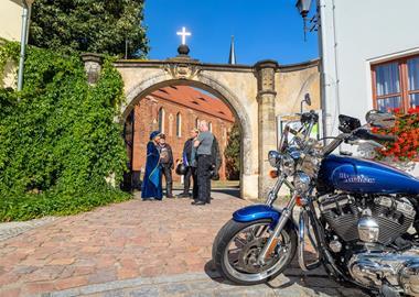 Motorrad Tour 2-Tagestour auf der Fürstlichen Route von Moritzburg nach Lübbenau/Spreewald