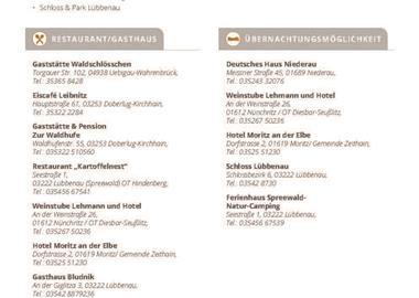 Motorrad Tour Spezialtour von Moritzburg nach Lübbenau