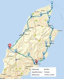 Motorrad Tour 9-Tage-Tour - Isle of Man - Tag 5