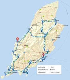 Motorrad Tour 9-Tage-Tour - Isle of Man - Tag 4