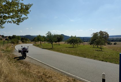 Motorrad Tour Ostseetour über Polen