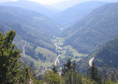 Motorrad Tour Schaffhausen-Feldberg