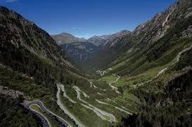 Motorrad Tour Schaffhausen - Vorarlberg