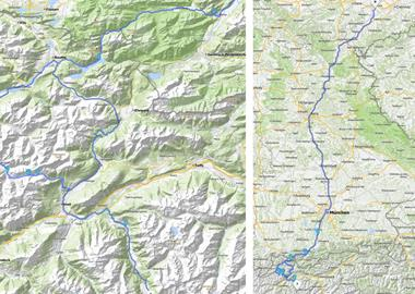 Motorrad Tour Alpen 2001 - [TAG 5] - Rückreise