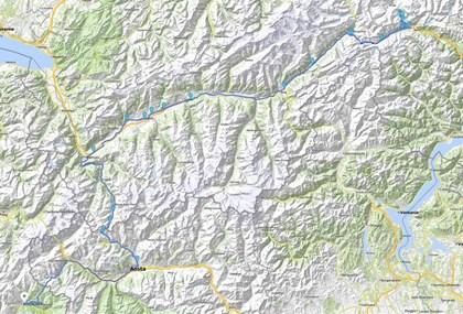 Motorrad Tour Alpen 2002 - [TAG 3] - Pässe: Schweiz / Italien / Frankreich