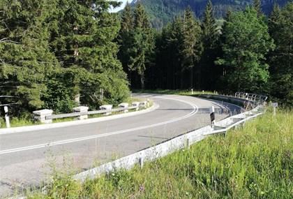 Motorrad Tour Tiroler Unterland mit Tatzlwurm und Brandenbergtal