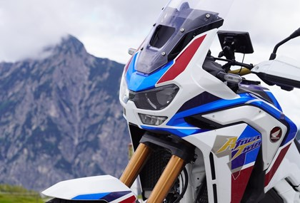 Motorrad Tour Kleine Strassen und große Freude durch Berchtesgarden und Salzburg