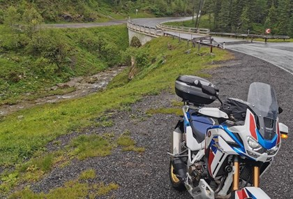 Motorrad Tour Tirol Querung - Halbtagstour