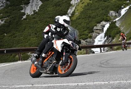 Motorrad Tour Teststour sportliche Tourer - Variante Stilfser Joch, Livigno
