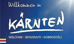 Motorrad Tour Kärnten Herbstausfahrt, Tag 1 von 4