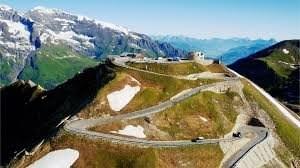Motorrad Tour Kärnten Herbstausfahrt, Tag 2 von 4: Die Majestätstour - Großglockner