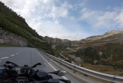 Motorrad Tour 1000PS Schweiz Tour Teil 3