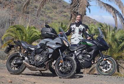Motorrad Tour Gran Canaria Winterflucht Tag 2