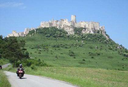 Motorrad Tour Bratislava Zakopane Komarno