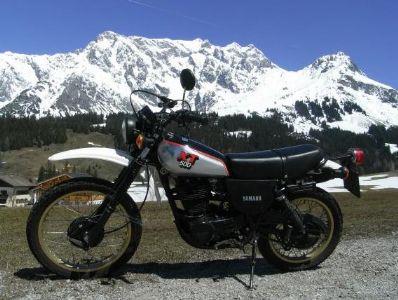 Thundercat  on Yamaha Xt 500 Anzeigen Neue Yamaha Im Motorradkatalog Ansehen