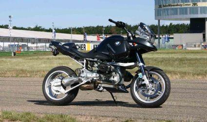 Umgebautes Motorrad Bmw R 1150 Gs Vom Typ Enduro 1000ps At