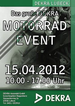 DEKRA Motorrad-Event 2012
