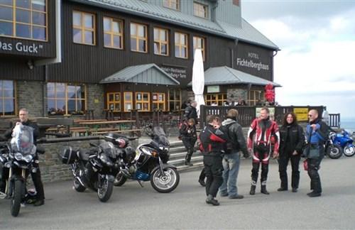 Ausfahrt ins Erzgebirge 2012