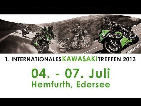1. Internationales Kawasaki Treffen