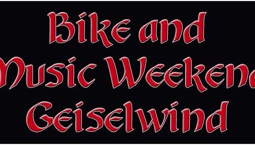 Bike and Music Weekend
