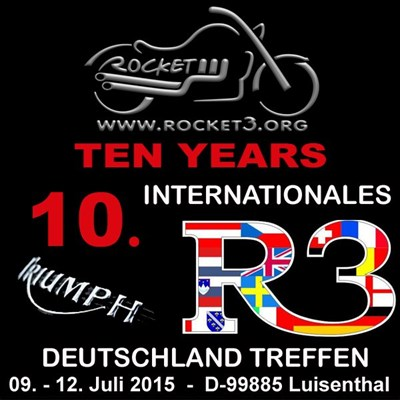 10. Internationales-Triumph-Rocket III-Treffen 2015