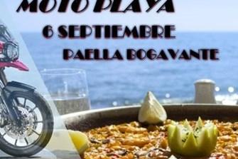 Ruta Familiar Moto Playa / 6 septiembre