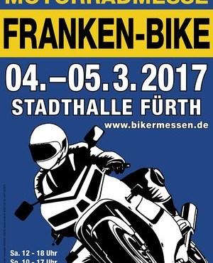 Franken Bike - Motorradmesse - Fürth