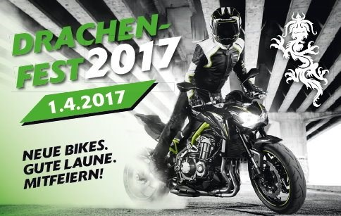 Kawasaki Drachenfest am 01. April 2017
