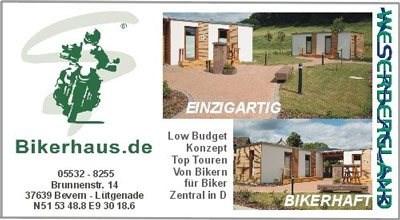 Weserberglandtour 2012