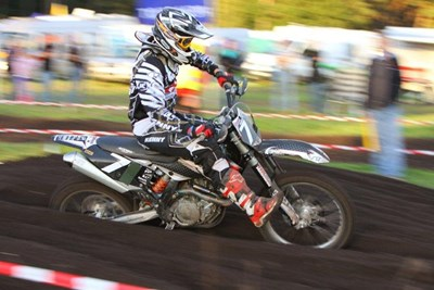 Moto Cross Abschlusstraining HM Racing
