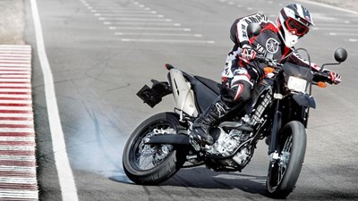 Supermoto Drift Training inkl. Leihmotorrad