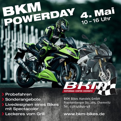 BKM Power Day 04.05.