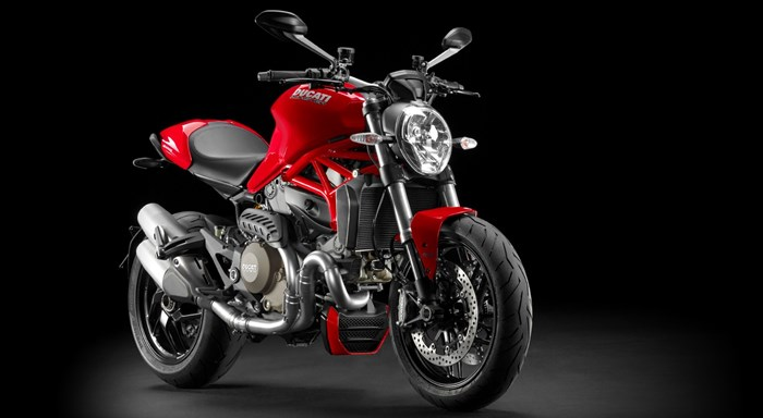 Exklusive Vorstellung der Ducati Monster 1200