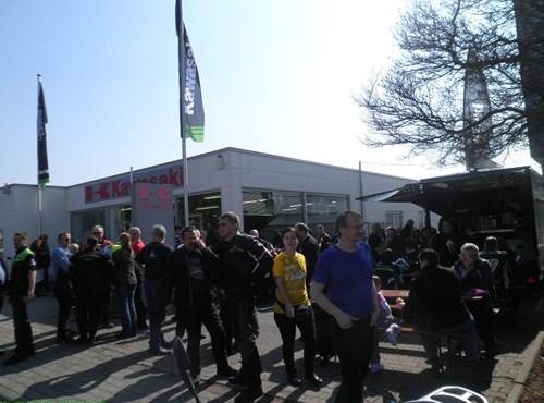 Kawasaki Drachenfest 2014