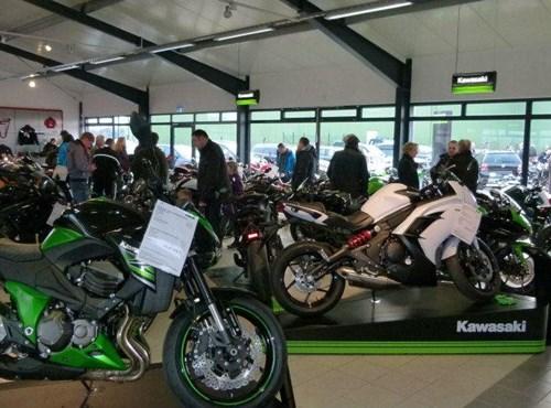 Auto-und Motorradtage in Scheeßel am 05. & 06. April 2014