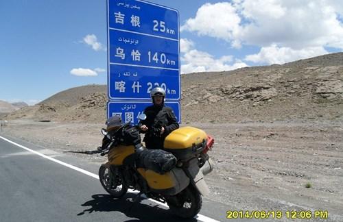 Fotovortrag China und zurück per Achse