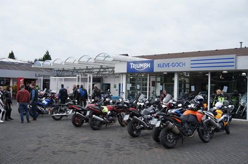 OKTOBERFEST bei Motorrad Lörper 2014