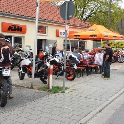 Orange Day 2014 Orange Day bei motoroox