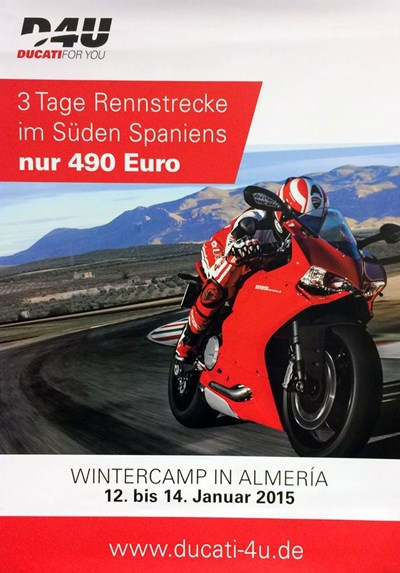 WINTERCAMP IN ALMERIA