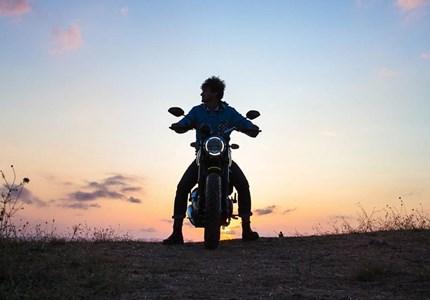 Presentacion Ducati Scramble