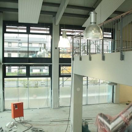 Eröffnungsfeier  am Samstag den 06.12.2014findet diegrosse Eröffnungsfeierin unserer neuen Location statt:GST Berlin12683 BerlinGrabensprung 8