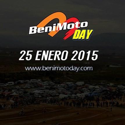 BENIMOTO DAY 2015 Hola a todos,El Benimoto Day 2015 ya tiene fecha, será el 25 enero, este año nos trasladamos al Circuit de Alcarras para poder tener una mejor orga...