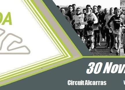 LLeida Bike&Run 2014 Ya tenemos Fecha para la segunda edición del Lleida Bike&Run , será el próximo30 de noviembre en el Circuit Alcarras.Después de nuestra primera ed...