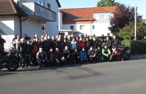 RAT Herbstausfahrt ins Weserbergland