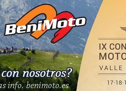 IX CONCENTRACION MOTOTURISTICA VALLE DE BENASQUE